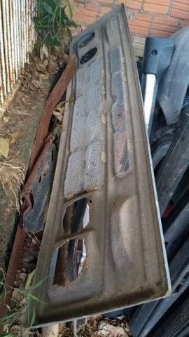 Grade Fibra Painel Frontal Micro Onibus Invel Marcopolo - Foto 5