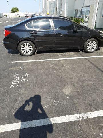 HONDA CIVIC LXL 2012 COM GNV - Foto 4