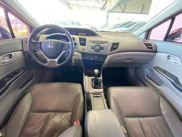 Honda Civic LXS 1.8 2012/2013 - Foto 10