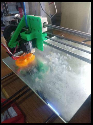 impressora 3d anetA8 - preço negociável - Foto 2