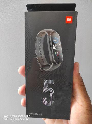 Natal Toop.. Mi Band 5 Xiaomi.. Novo LACRADO receber em 90 MINUTOS