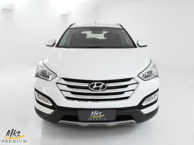 Hyundai Santa Fe GLS 3.3 V6 Gasolina 4X4 Automático - Foto 2