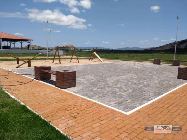 Terreno à venda, 324 m² por R$ 100.000 - Morada Do Sol - Patos/PB - Foto 13