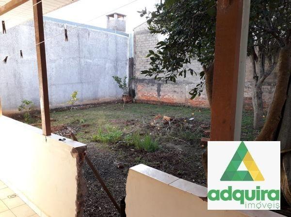 Casa com 2 quartos - Bairro Oficinas em Ponta Grossa - Foto 5