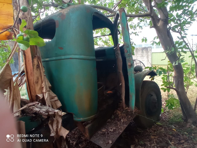 Caminhão GMC 1942 6X6 - Foto 13