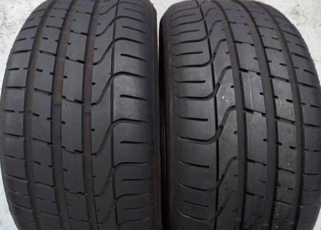 ? pneus semi novos 255/50-20 - Foto 9