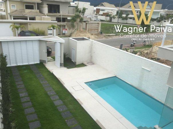 Casa com 5 suítes no Riviera del Sol no Recreio **wagnerpaivacorretor**** - Foto 9