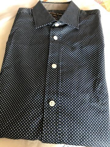 Camisa Social Michael Kors ( Original Nova )