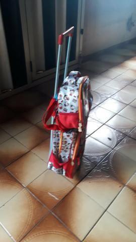 Kit de mochila e lancheira - Foto 2