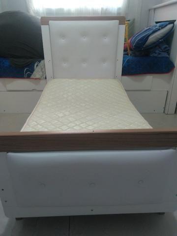 Cama infantil com colchão anti-refluxo - Foto 3
