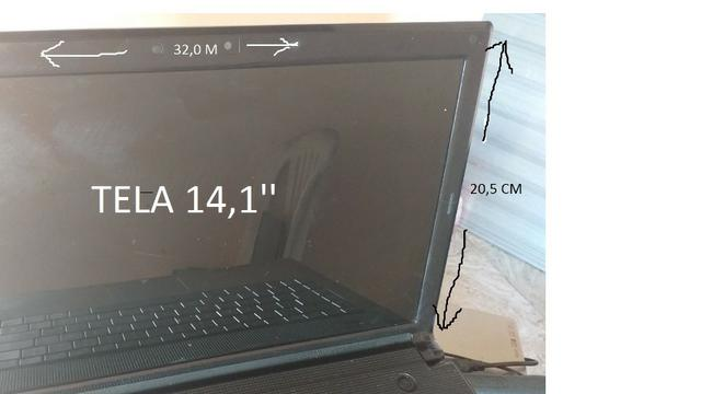 Tela Display - Notebook Cce ile-432 ( Carcaça ) - Foto 4