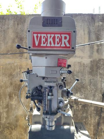 Fresadora VEKER 430i - Foto 3