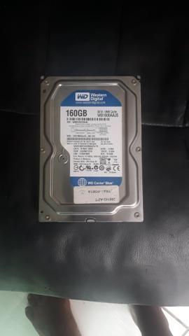 HD De 160GB - Foto 2