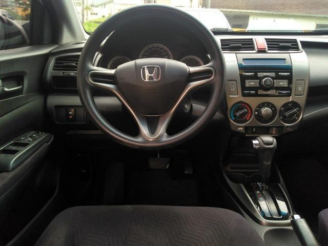 Honda City automático 2013 Financia 100% - Foto 7