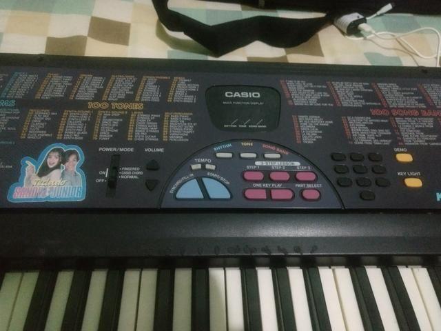 Teclado Casio ( Faço R$400 à VISTA ) - Foto 3