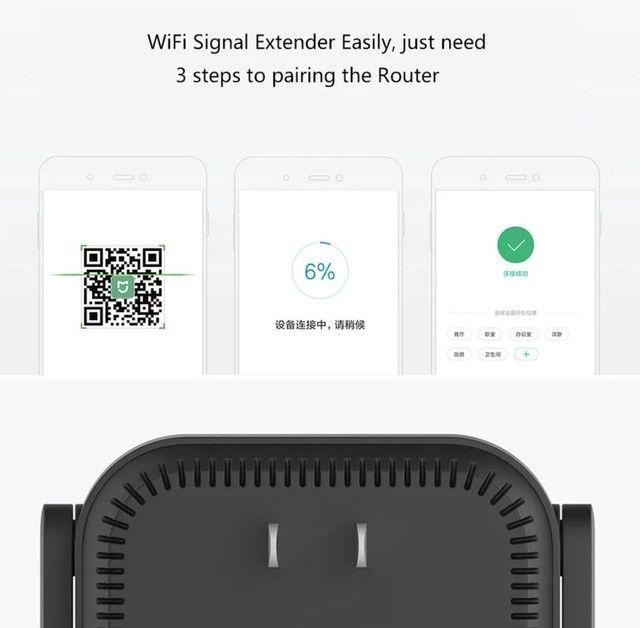 Repetidor Wi-Fi Xiaomi 300 Pro M - Foto 3