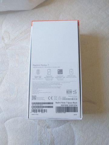 Xiaomi Redmi NOTE 7<br>Androide 9.0