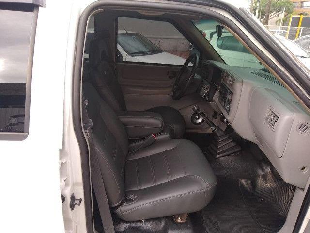 S10 Cabine Dupla 2.2 Gasolina/GNV 1998 - Foto 10