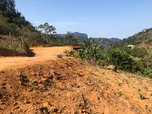 Sítio em Santa Teresa 1,5km de estrada de chão - Foto 9