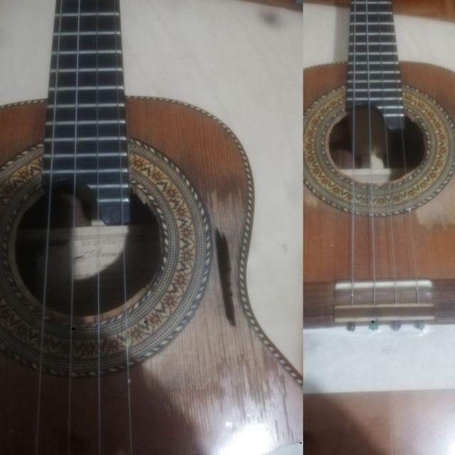 Violão guitarra reformas  - Foto 3