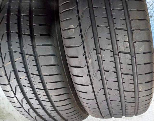 ? pneus semi novos 255/50-20 - Foto 14