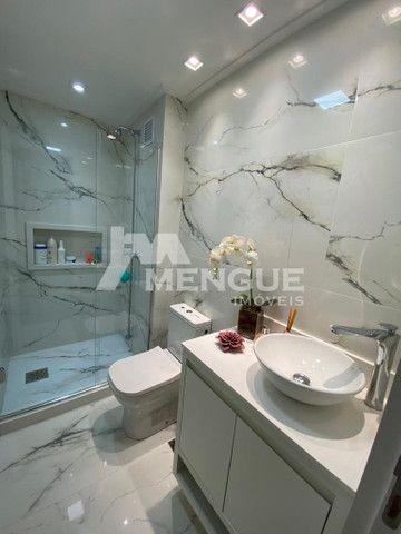 Apartamento à venda com 2 dormitórios em São sebastião, Porto alegre cod:10818 - Foto 13