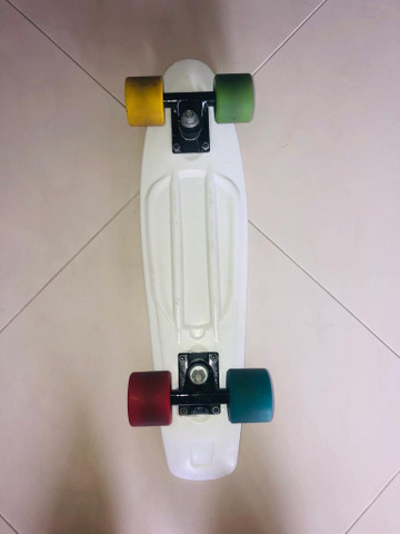 Skate Mini longboard