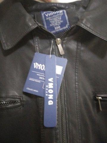 Jaquetas de couro - Foto 5