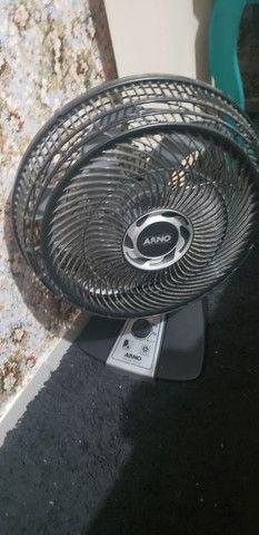 Ventilador  seminovo arno turbo