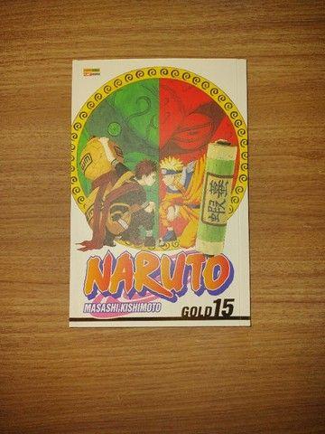 Naruto Gold 1 e 15 - Foto 4