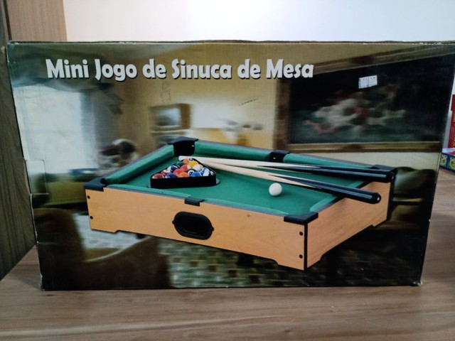Jogo sinuquinha - Foto 2