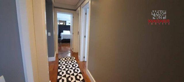 Apartamento com 3 dormitórios à venda, 116 m² por R$ 939.000,00 - Balneário - Florianópoli - Foto 19