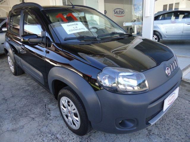 Fiat Uno Way 1.4 Evo Completo 2011