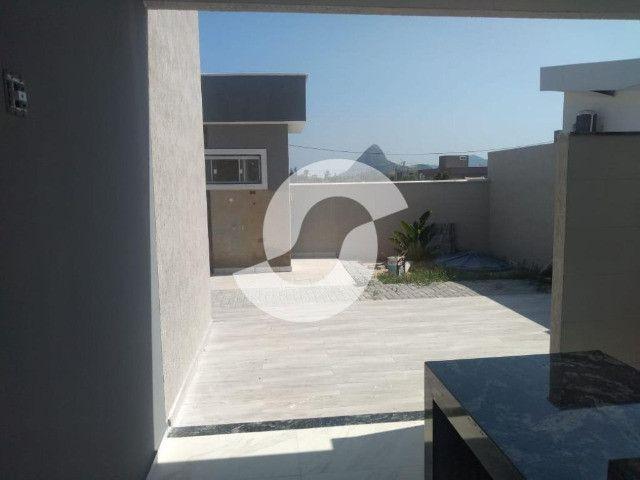 Alpha Maricá 1 - Casa com 3 Quartos à venda, 191 m² por R$ 870.000,00 - Inoã - Maricá/RJ - Foto 12