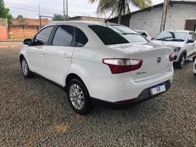 Fiat Grand Siena ATTRACTIVE 1.4 2018 - Foto 8
