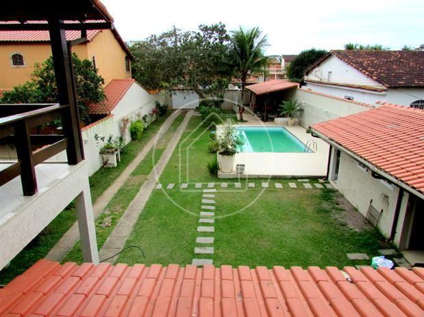 Casa à venda com 3 dormitórios em São bento da lagoa, Maricá cod:773350 - Foto 3