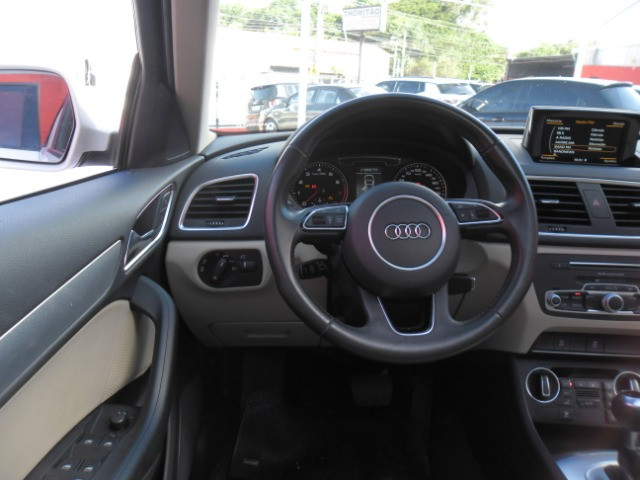 Audi Q3 1.4 Ambiente Tfsi Gasolina S Tronic 2016 - Foto 5