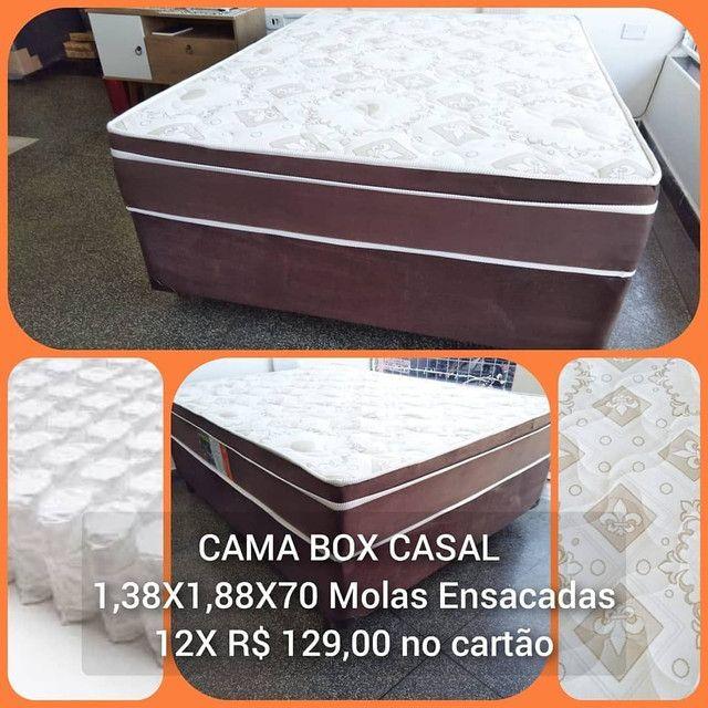 CAMA BOX DIRETO DA FÁBRICA - Foto 2
