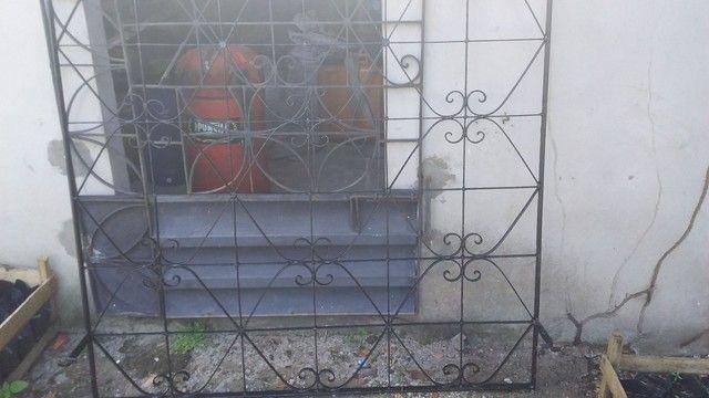 Grade de janela 1.20por metro e 1.20 - Foto 2