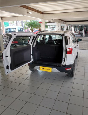 FORD ECOSPORT 1.6 FREESTYLE 16V FLEX 4P MANUAL - Foto 8