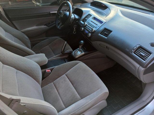 Honda\Civic LXL Aut - Ótimo Estado - 2011 - Foto 8