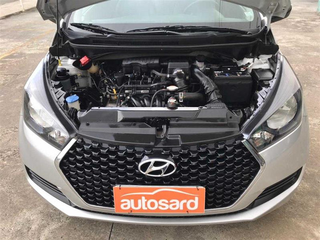 HYUNDAI HB20S 1.0 UNIQUE 12V FLEX 4P MANUAL - Foto 11
