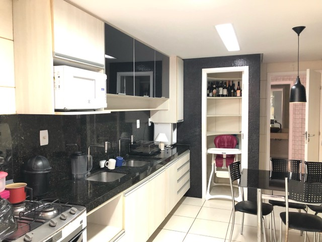 Apartamento com 3 suítes + Lavabo + varanda gourmet  - Foto 7