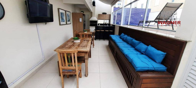 Apartamento com 3 dormitórios à venda, 116 m² por R$ 939.000,00 - Balneário - Florianópoli - Foto 6