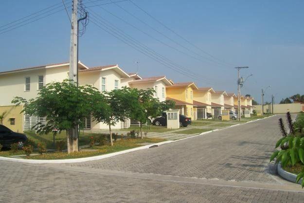 (**)Casa com 03 Dorm. Duplex em Condomínio, na Colônia Japonesa próximo Av. das Torres(**) - Foto 5
