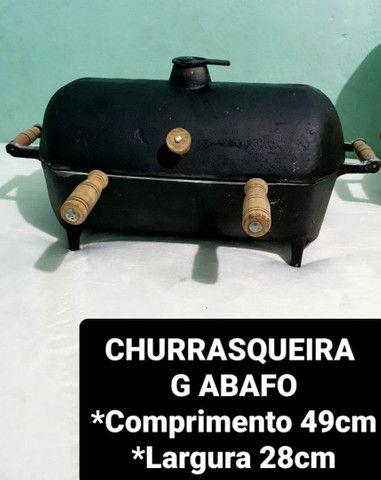 CHURRASQUEIRA A BAFO - Foto 4