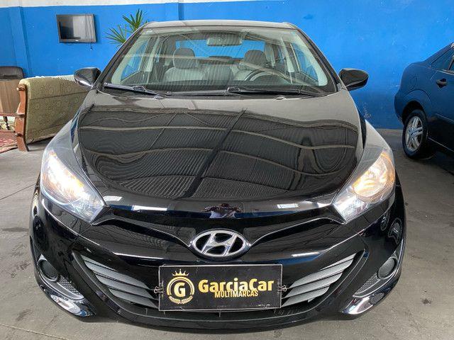 Hyundai  HB20 SEDAN 1.0 12V 2015 único dono placa i - Foto 14
