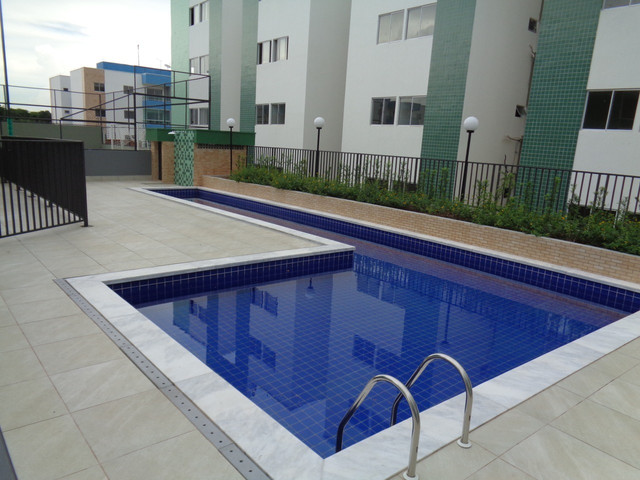 Apartamento no Condominio Solaris Residence City no Bairro Uruguai, Teresina-PI - Foto 3