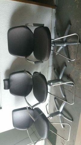 Cadeira para salão de beleza (03) - Foto 2