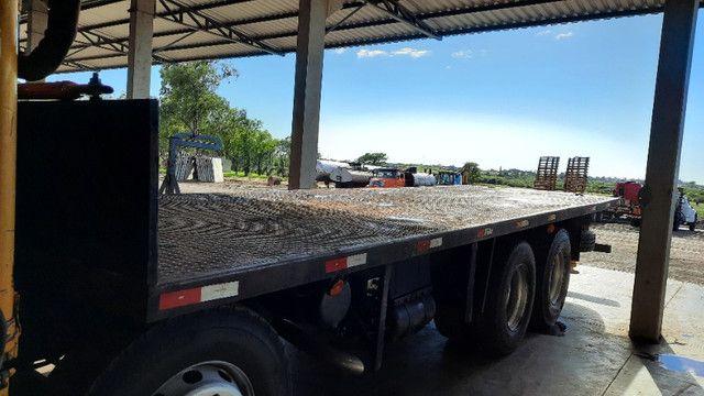 prancha fixa para caminhão munck  - Foto 2